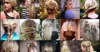 These hairstyles are really easy to do. The video's that come with the ebook when you buy it are really good. No more boring hairstyles for this girl. I can't wait to try them all.