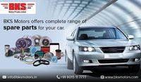 """Buy car parts online BKS motors india at best prices. Wide range of parts & spares from top brands like Maruti Suzuki, Tata, Honda, Hyundai, Chevrolet, Ford, Skoda and many more"""