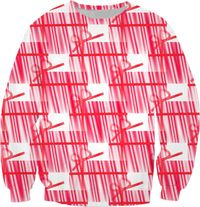 Candy Cane Presents Sweatshirt $59.95