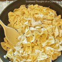 Lemon Chicken Pasta - love the combo of basil, garlic, parmesan, and lemon. I usually increase the lemon, up to doubling it, as I really like the lemon. Also, sometimes I sub white wine or broth for the heavy cream to lighten the dish.Think Ill add some b...