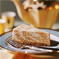 Marbled Pumpkin Cheesecake - 6 weight watchers points plus per serving / makes 16 servings