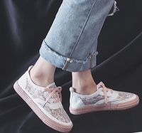 Summer Pink White Mesh Canvas Hollow Out Transparent Women Sneakers Shoes,NEW,on Sale! More Info:https://cheapsalemarket.com/product/summer-pink-white-mesh-canvas-hollow-out-transparent-women-sneakers-shoes/