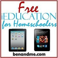 Free apps for homeschooling for iPad and Kindle Fire