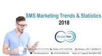 """According to SMS Marketing Trends & Statistics �€"""" 2018 that how it works and how you as a brand can communicate more holistically and improve your marketing using SMS marketing, Read more"""