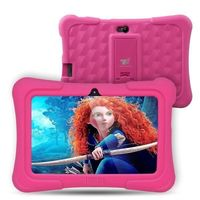 Dragon Touch Y88X Plus 7 inch Kids Tablet Quad Core Android 5.1 + Screen Protector $104.29