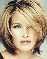 wedding+updos+for+fine+thin+hair   Medium length layered hairstyles for fine hair pictures 4