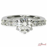 Christmas Diamond Engagement Ring ****GRAND CHRISTMAS AND NEW YEAR SALE****  **11% discount on Diamond Jewellery by Djewels.org on this Christmas And New Year**  **Enjoy with trending and exclusive Diamond Jewellery Collection by Djewels.org on t...