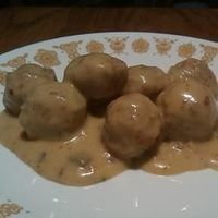 Meatballs and Sauce Allrecipes.com