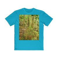 Men's Very Important Tee - Sierra Palm roots and forest - El Yunque rain forest PR $20.15