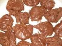 Frying Pan Fudge - back in the day my friend and I would eat this right out of the pan!