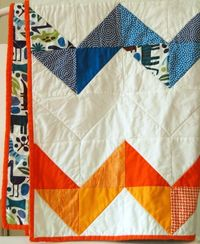 zig zag quilt beauty.jpg - with pattern