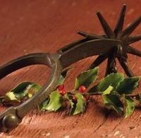 Families who want to add a wild west flair to their Christmas decor can make homemade cowboy decorations. This is a fun bonding activity that everyone can do to