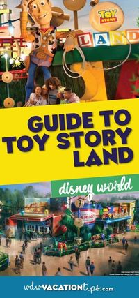 At last the time is almost here for the highly anticipated Toy Story Land opening at Hollywood Studios in Walt Disney World. We are big Toy Story fans in my fam
