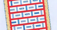 Free Quilting Pattern: Building Blocks Quilt