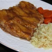Baked Chicken with Peaches - Allrecipes.com
