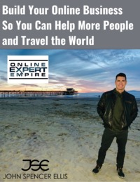 There is something magical about being nomadic and running an online business from the road. Coach and mentor, John Spencer Ellis, is willing to give you his entire Online Expert Empire online blueprint. Regardless how you want to operate your digital nom...
