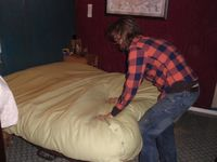 How to Make a Straw Mattress