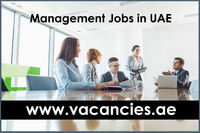 Management jobs in UAE