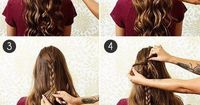 There is not much time and you need to look beautiful as always? Quick Hairstyles tips is what you n