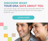 DNA testing kit looking for mutations like MTHFR that raise your risk of vaccine reaction