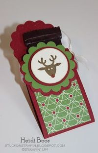 Stuck on Stampin': Christmas spectacular - part two