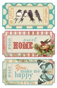 beautified tickets