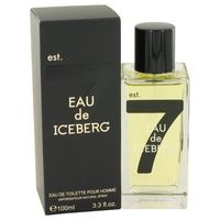Eau De Iceberg by Iceberg Eau De Toilette Spray 3.3 oz (Men) $65.00