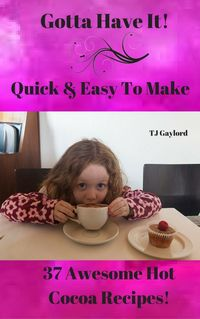 Prepare Something Tasty & Amazing With these 37 Awesome Hot Cocoa Recipes! Winter's worth it if it means warming up with hot cocoa. Homemade hot cocoa is so much better than a pre-made mix.You need to check out these easy Hot Cocoa Recipes to ...