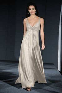 Wtoo Bridesmaids Style 418 in Almond