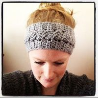 "Cable Stitch ""Jenna"" Headband - FREE crochet pattern"