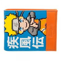 Naruto Shippuden Bi-Fold Wallet Anime Officially Licensed $16.75 https://www.nurdtyme.com