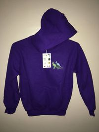 3Kangaroos Youth Hooded Sweatshirt $35