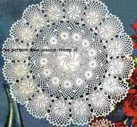 Posts Similar To Free Crochet Patterns For Doilies And Hundreds Of
