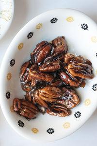CandIed Pecans w/balsamic vinegar