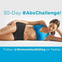 30-Day Abs Challenge | Women's Health Magazine