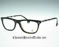 Chrome Hearts Discount LOVE-TUNNEL DT Eyeglasses