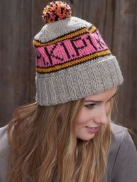 K1. P1. Toque Free Pattern | Yarnspirations