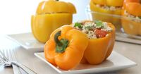 A Dairy-Free, Grain-Free Take on Stuffed Peppers