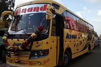 Volvo AC, Non-AC Bus Booking Online | Anand Travels