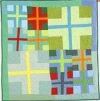 Free Quilt Pattern: Double Cross | August/September 2012 | Quilters Newsletter Printed out
