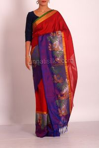 online shopping for pure uppada silk sarees are available at www.unnatisilks.com