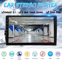 Universal 9 Inch for Android 8.1 Car Radio 1G+32G Multimedia MP5 Player 2 Din GPS WIFI bluetooth FM Rear Camera