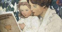 Mother and Daughter ~ Jessie Willcox Smith
