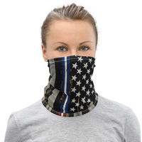 All-Over Print Neck Gaiter MAGA Face Mask, Make America Great Again Neck Gaiter $17.95