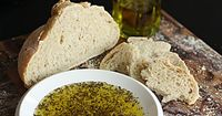 Sometimes the simplest dishes can be the most delicious, as is the case with this bread dipping oil recipe. Pair it with some fresh, crusty homemade bread, and