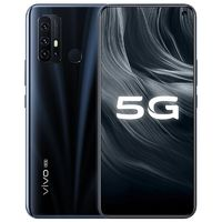 vivo Z6 5G CN Version 6.57 inch FHD+ Android 10 5000mAh 44W Super Flash Charge 48MP Quad Rear Cameras 6GB 128GB Snapdragon 765G Octa Core Smartphone