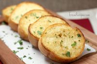 Roasted Garlic Texas Toast