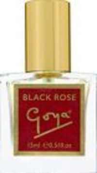 Goya Black Rose Perfume Purse Spray 15ml Goya Black Rose is a floral fragrance for women and was re-launched in 2014 after originally being launched in the 1950s by the founder of Goya, Douglas Collins. The top notes are bergamot, cloves and http://www.co...