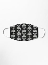 https://www.redbubble.com/i/mask/Lace-Skull-by-ShayneoftheDead/42343272.9G0D8?asc=u