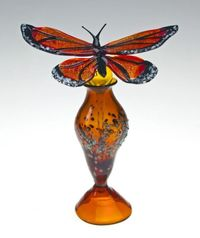 Monarch Bottle by Loy Allen.